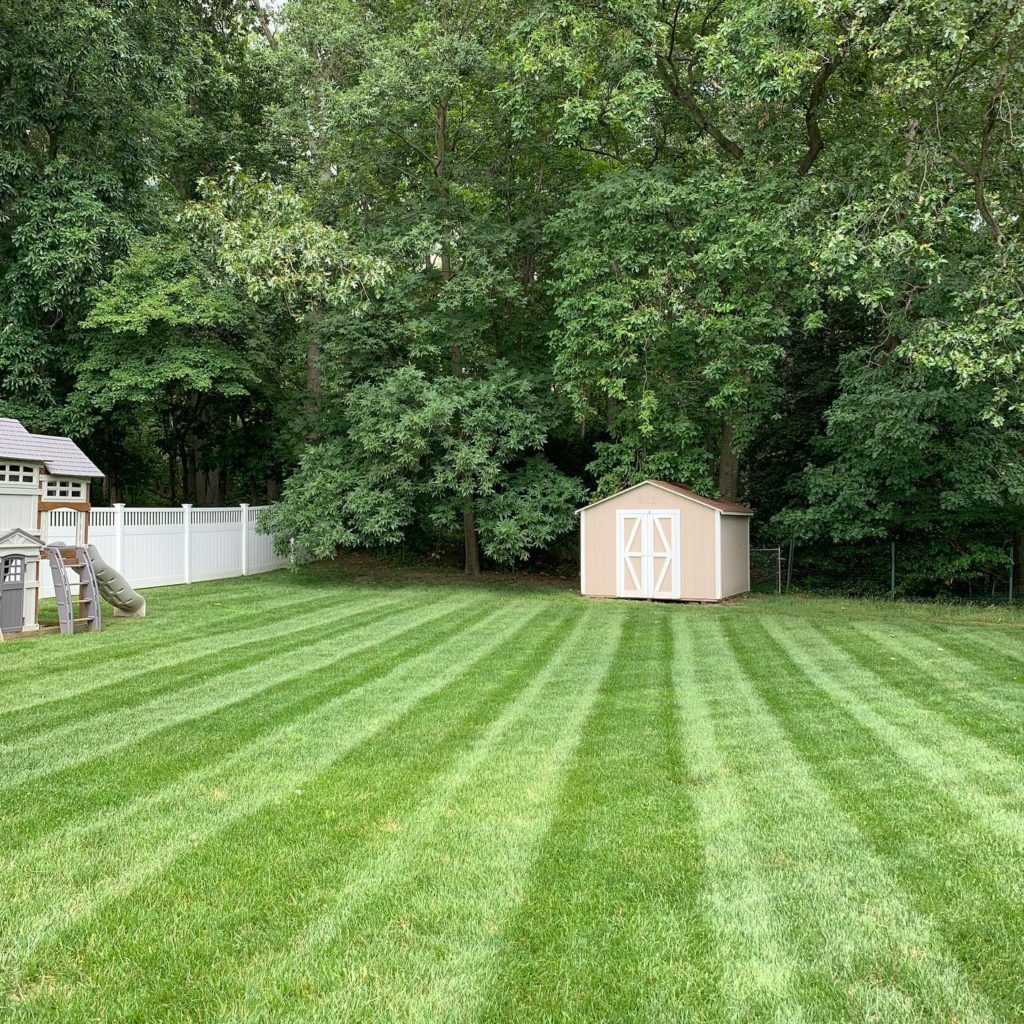 lawn mowing South Jersey